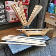 Barchette e bastoni per TZIGOINER