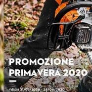 PROMOZIONE PRIMAVERA 2020 STIHL
